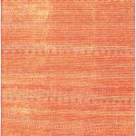 Hand-knotted Finest Ziegler Chobi Red Wool Rug 6'4″ x 9'6″