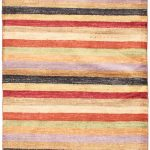 Hand-knotted Finest Ziegler Chobi Light Yellow Wool Rug 2'8″ x 8'0″