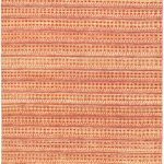 Hand-knotted Finest Ziegler Chobi Copper, Dark Red Wool Rug 5'4″ x 8'2″