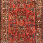 Hand-knotted Lilihan Pink Wool Rug 3'4″ x 9'8″