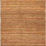 Hand-knotted Persian Gabbeh Pink Wool Rug 3'0″ x 9'9″