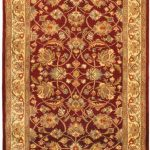 Hand-knotted Pako Persian 18/20 Brown Wool Rug 2'7″ x 8'0″