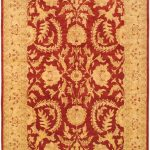 Hand-knotted Chobi Finest Beige Wool Rug 12'4″ x 17'3″