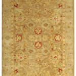Handmade Antiquities ECGSAT0822B Beige, Brown Wool Rug 12'0″ x 15'0″