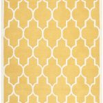 Handmade Cambridge ECGSCA0M134Q Gold, Ivory Wool Rug 2'0″ x 3'0″