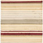 Hand-knotted Lexington ECGSLX0122B Assorted Wool Rug 2'3″ x 8'0″