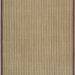 Natural Fiber ECGSNF0442C Blue, Purple Sisal Rug 2'6″ x 8'0″