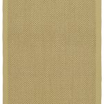 Natural Fiber ECGSNF0443A Maize, Wheat Sisal Rug 2'6″ x 8'0″