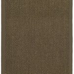 Natural Fiber ECGSNF0443D Brown Sisal Rug 2'6″ x 14'0″