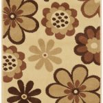 Porcello ECGSPR0L4812A Brown, Ivory Rug 2'4″ x 6'7″