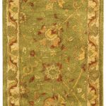 Handmade Antiquities ECGSAT021D Sage Wool Rug 5'0″ x 8'0″