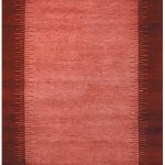 Hand-knotted Gabbeh ECGSGB0127E Assorted Wool Rug 2'0″ x 3'0″