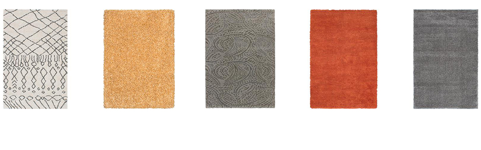 Our Very Popular Shag Rugs!
