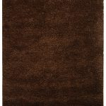 Hand-knotted Tribeca ECGSTR0I101D Brown, Chocolate Wool Rug 6'0″ x 9'0″
